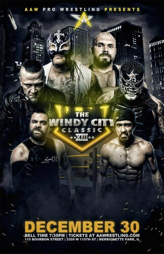 Post image of AAW Windy City Classic XIII