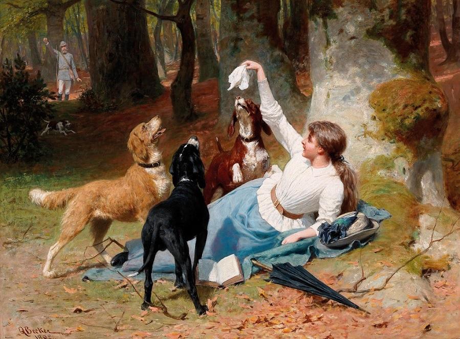 Albert Becker  (Berlin 1830-1896)..jpg