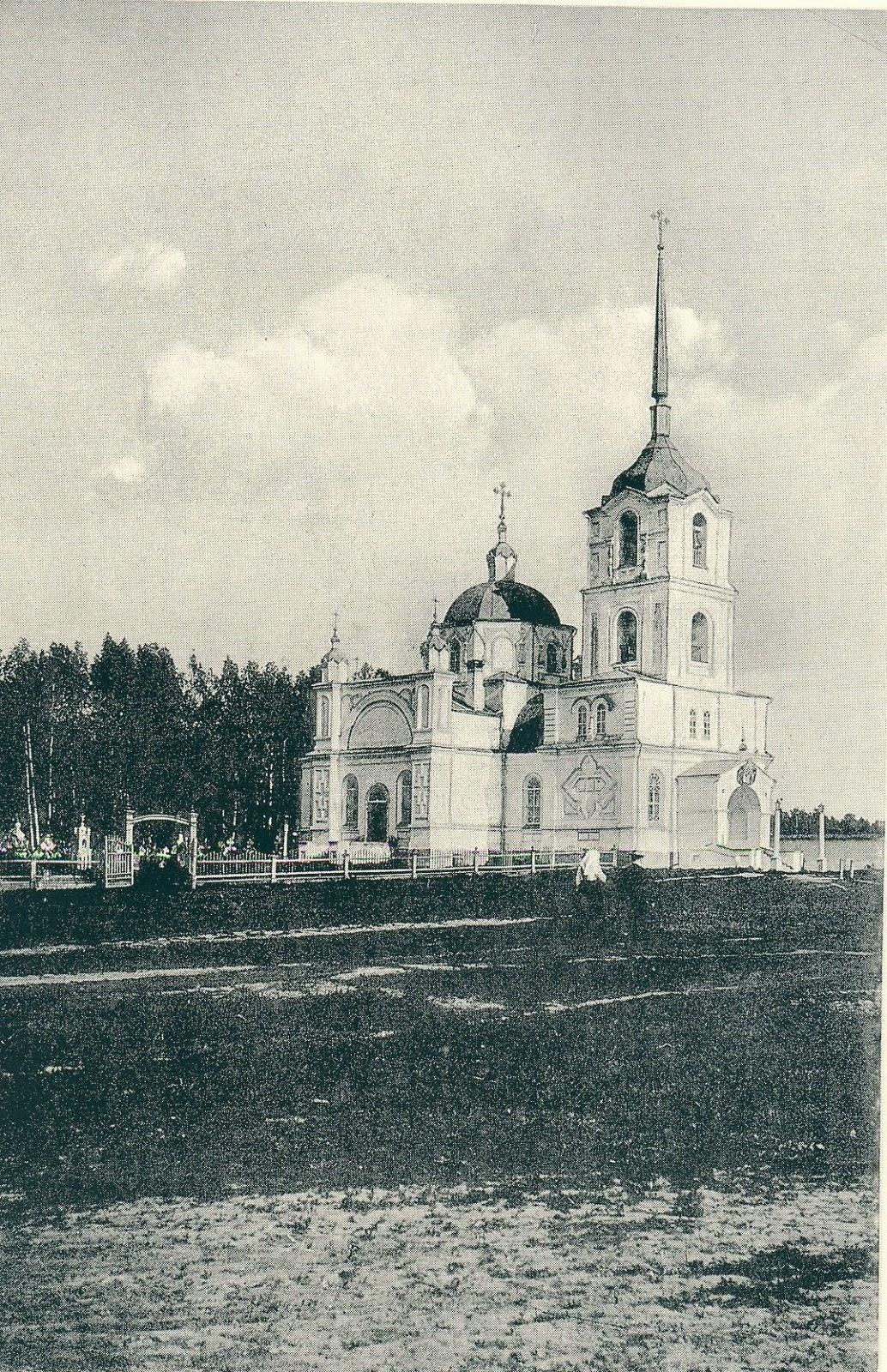 Успенская церковь Иоанно-Предтеченского женского монастыря