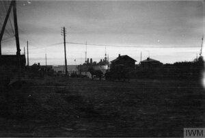 Вид набережной в Архангельске