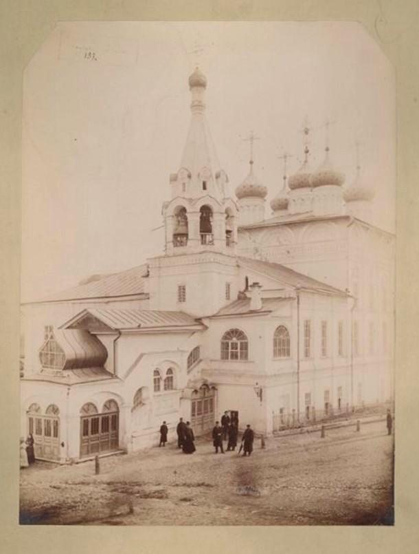 Церковь Жен Мироносиц. Общий вид