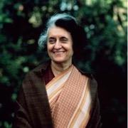 Краткая биография Индиры Ганди