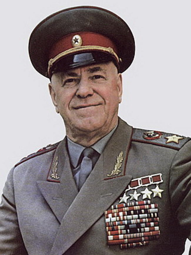Великая страна СССР,Георгий Константинович Жуков
