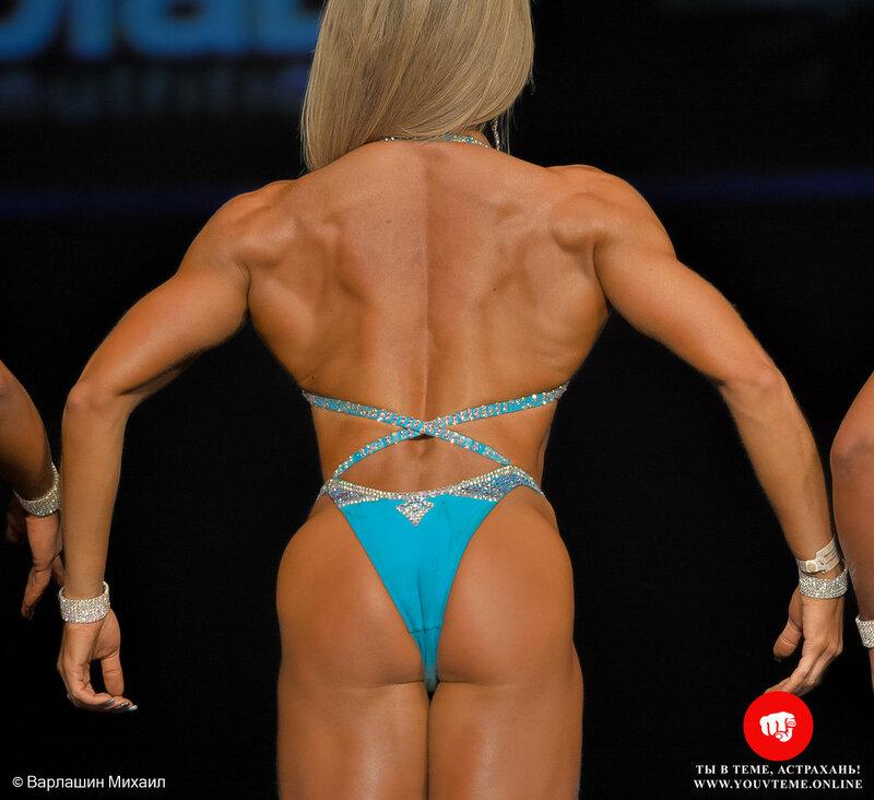 Категория: Бодифитнес 158 см. Чемпионат России по бодибилдингу 2017