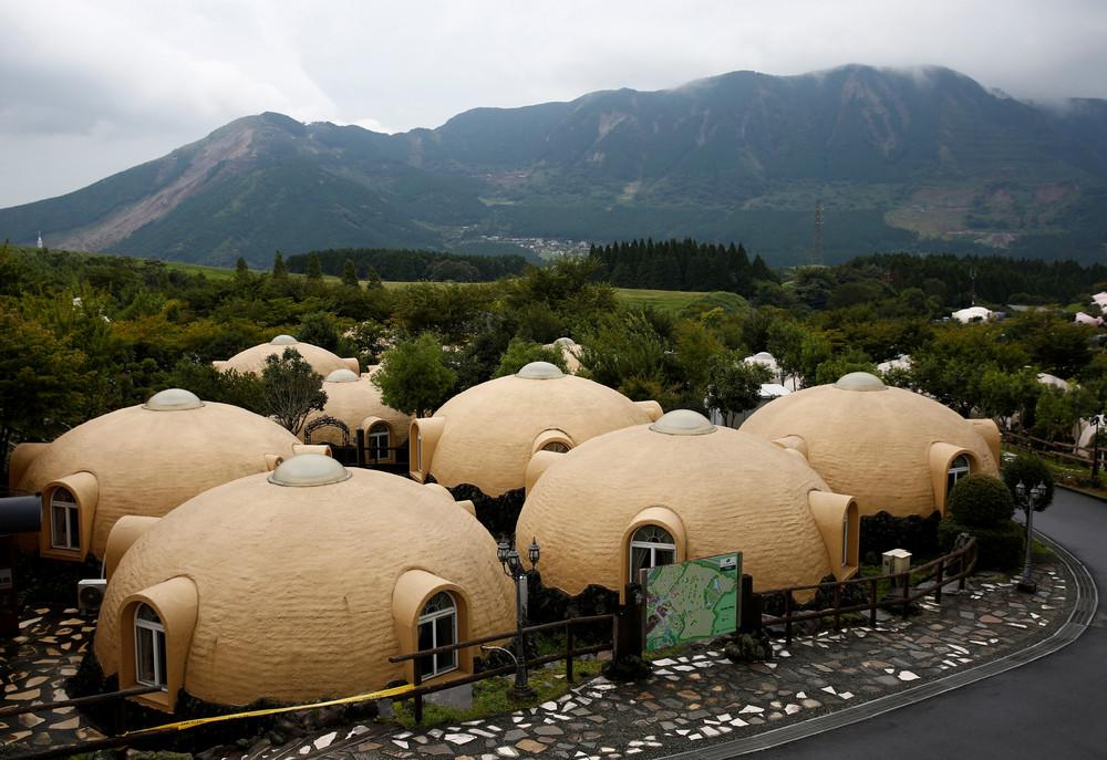Сейсмостойкие японские купольные дома
