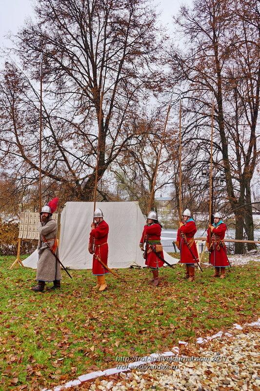 Празднование Дня народного единства в Больших Вяземах