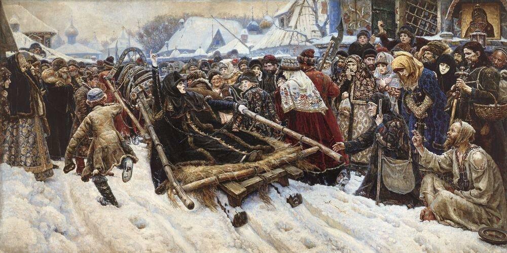 Боярыня Морозова. 1887.jpg