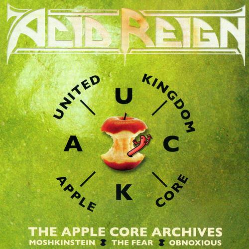 Acid Reign - Discography (1987-2019)
