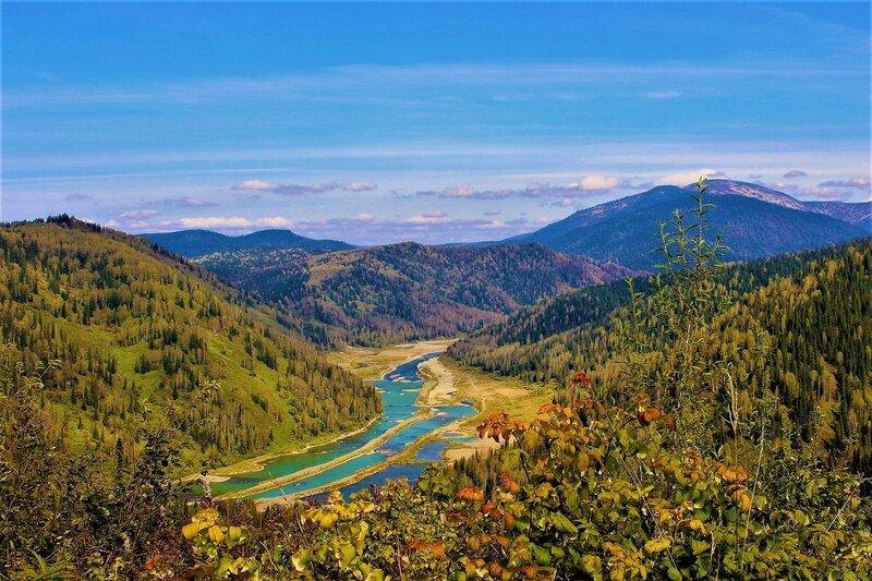 IMG_8283.JPG Ранняя осень в горах