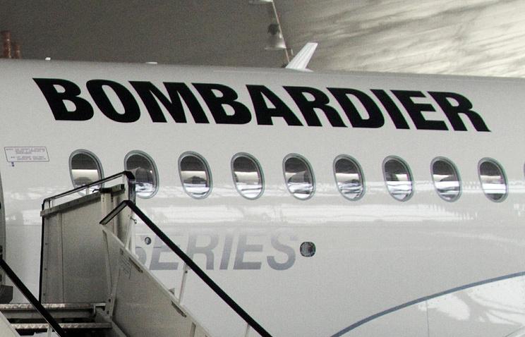 Airbus иBombardier займутся выпуском новых самолётов CSeries