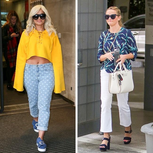 © East News  © East News     Эти брюки находятся напике популярности, номногие от
