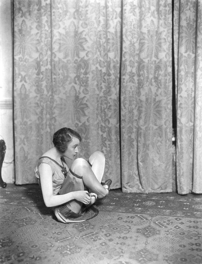 Какой была йога в прошлом веке: любопытные винтажные фото (15 фото)