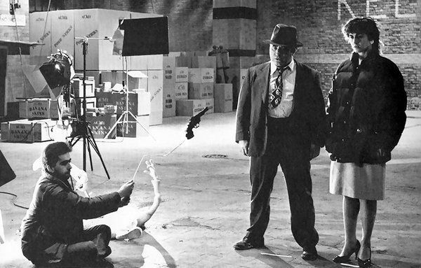 Съёмка легендарного танца из «Криминального чтива»