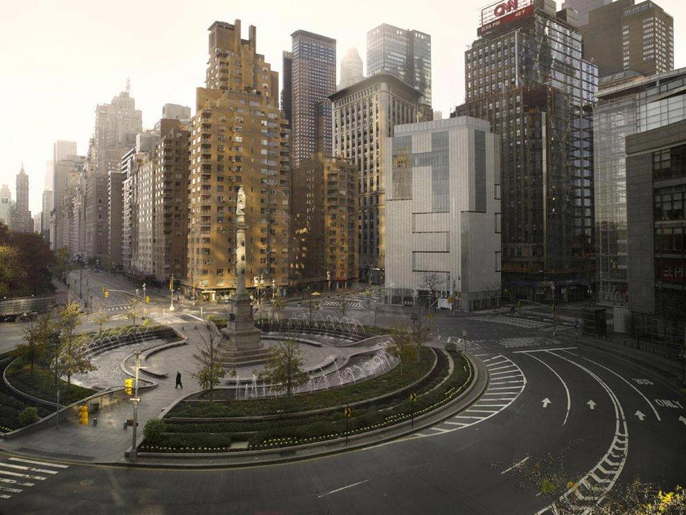Некогда самый большой в мире киноконцертный зал Radio City Music Hall, Нью-Йорк: