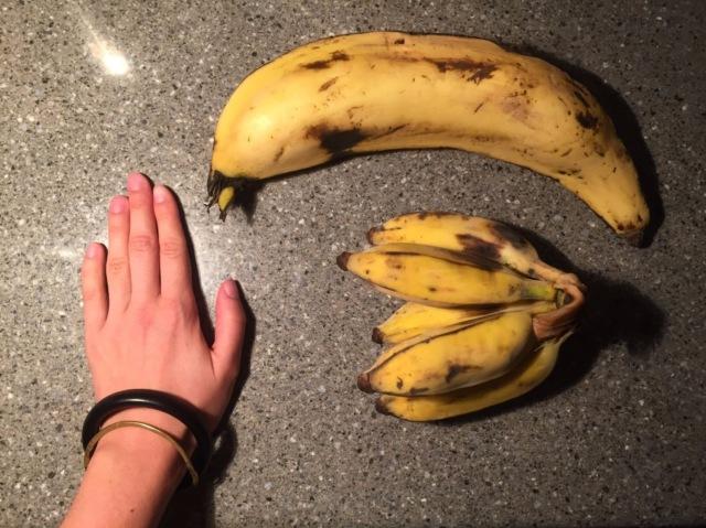 Бананы самого разного размера     Цены    Бизнес-ланч в кафе или ресторане