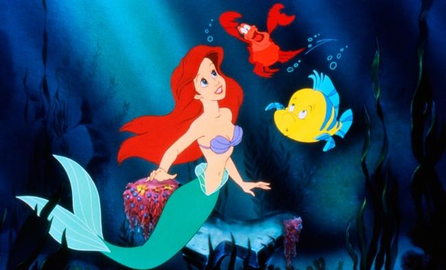 © Walt Disney Feature Animation     Оновой версии «Русалочки» тоже пока известно нетак