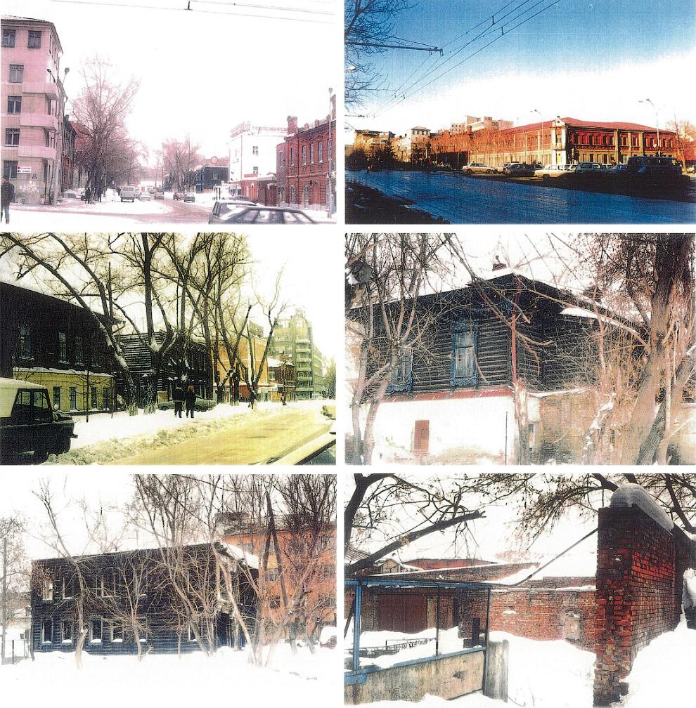 5. Январь 1996 года. Работа над новым «жилым домом с административными помещениями» началась в 1996