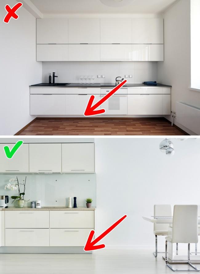 © depositphotos.com     Вокруг ножек мебели скапливается пыль. Чтобы немучиться, пытаясь