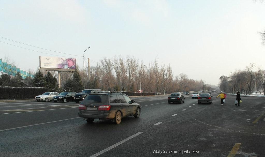 Улица Бухтарминская