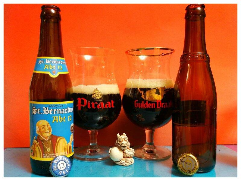 Westvleteren 12 vs. St. Bernardus 12