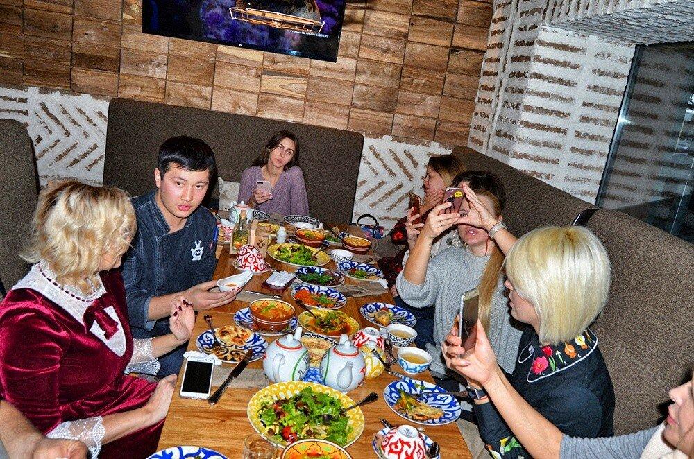 Приключения ресторанного критика в Чайхоне №1 Тимура Ланского!
