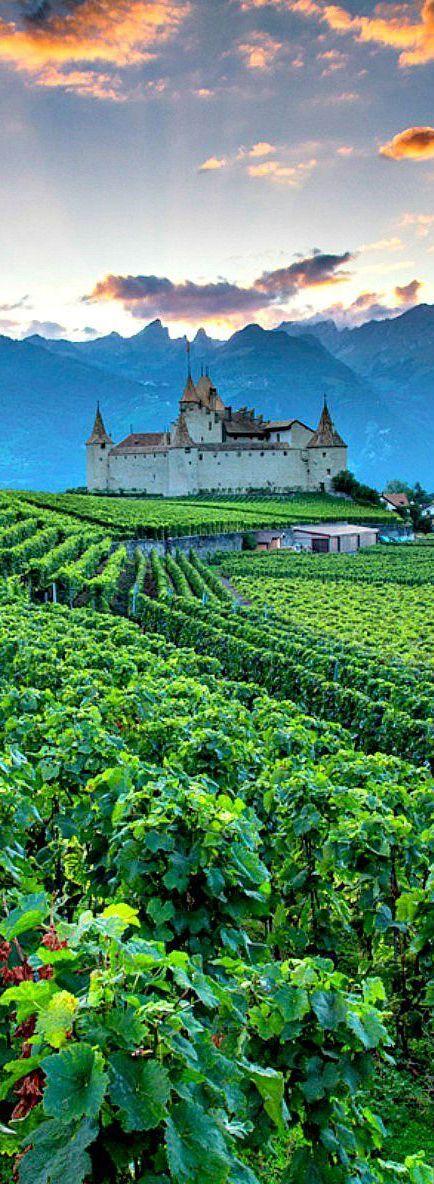 Chateau D'Aigle, Switzerland.jpg