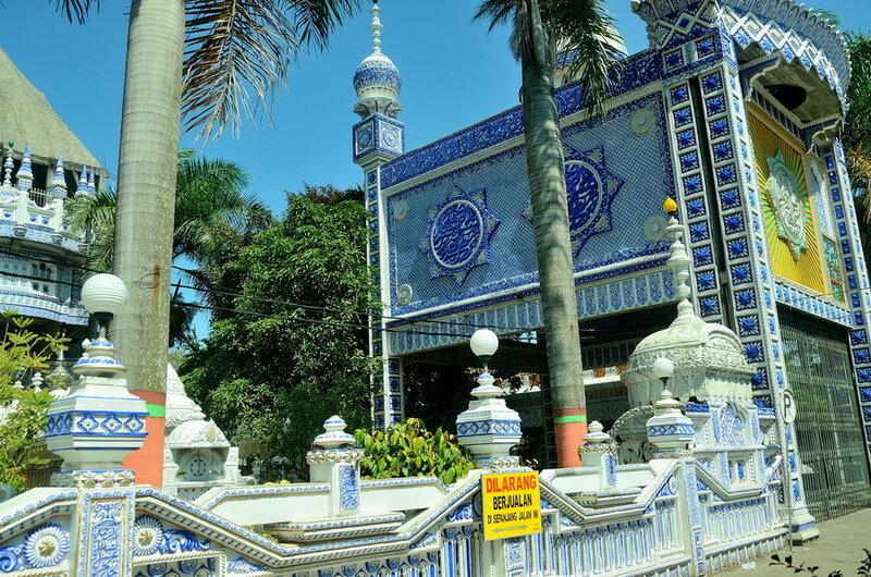 Мечеть Тибан