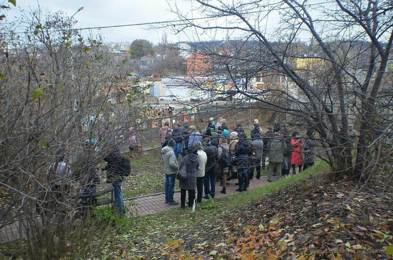 День рождения Павла Кузнецова, Саратов, 17 ноября 2017 года