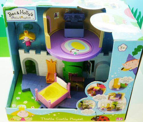 бен и холли игрушки