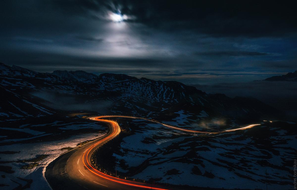 alpinexp, Высокогорная дорога Гросглоккнер, перевал Хохтор, Австрия
