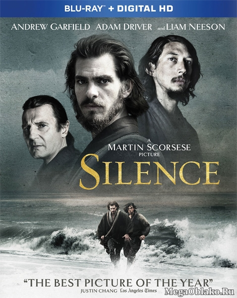 Молчание / Silence (2016/BDRip/HDRip)
