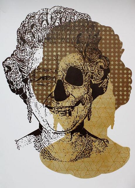 Stencil Art - Orticanoodles