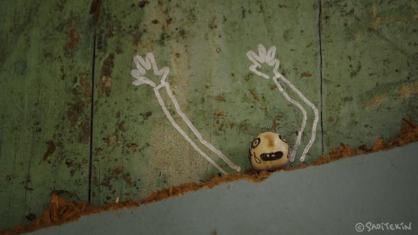 Illustrated Chickpeas - Sadi Tekin