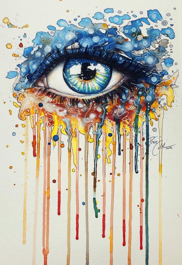 Stunning Eye Art – Svenja Jodicke (15 pics)