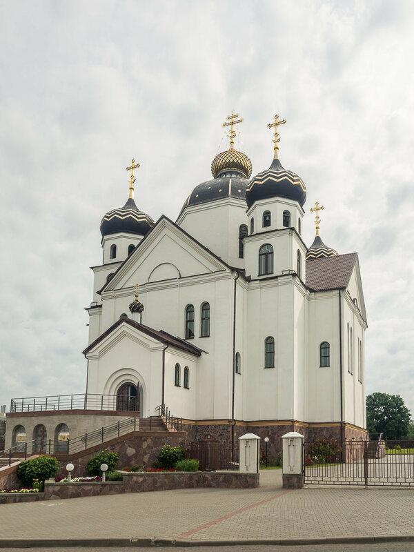 Спасо-Преображенская церковь.