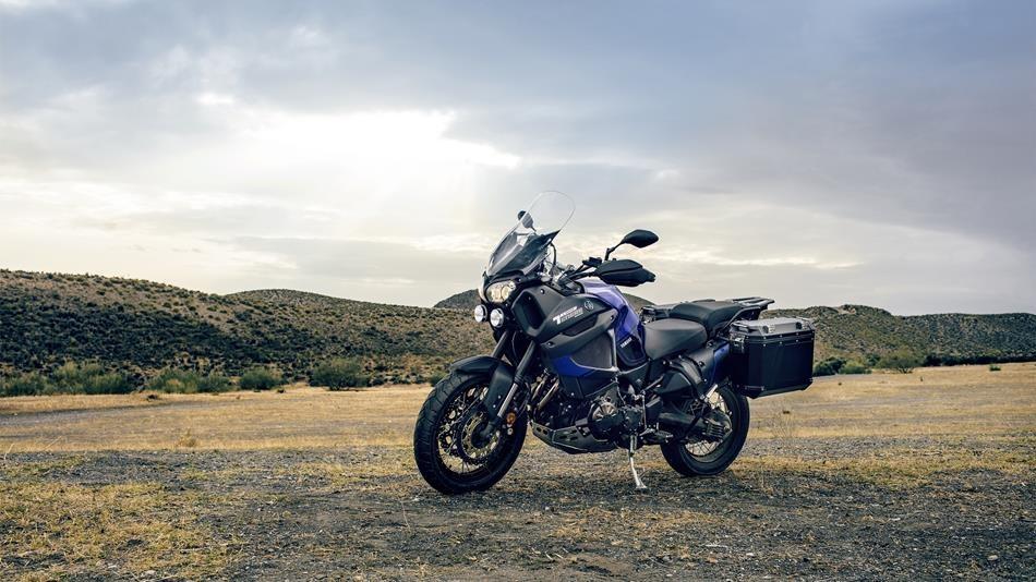 EICMA 2017: турэндуро Yamaha XT1200ZE Super Tenere Raid Edition 2018