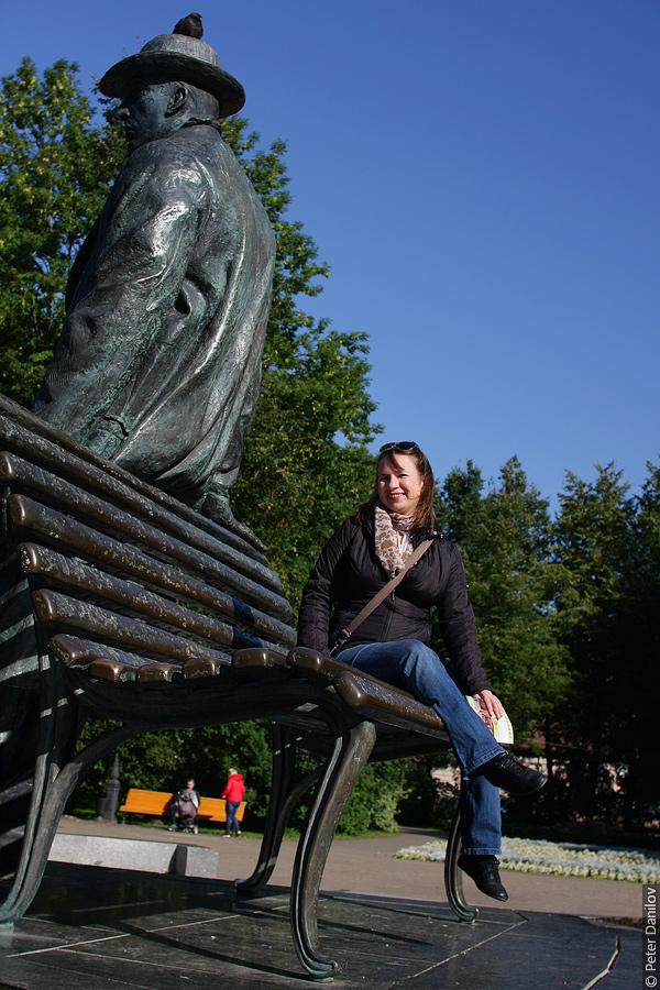 В Новгород, часть 2: достоприм