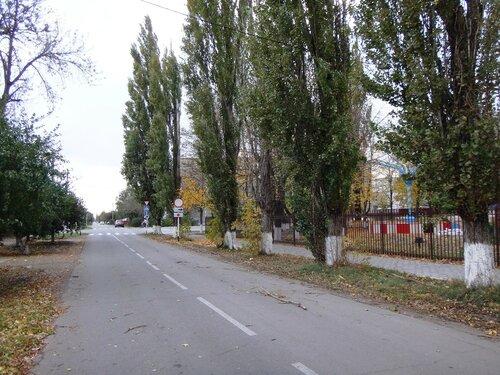 В день последний октября ... На финише октября, в городе у моря Азовского. (100).JPG
