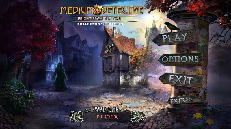 Medium Detective: Fright from the Past CE