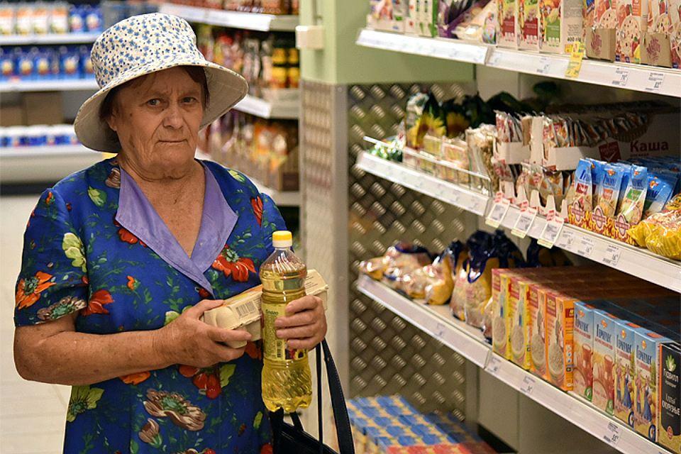 История не повторится! Продовольственных карточек в России не будет!.jpg