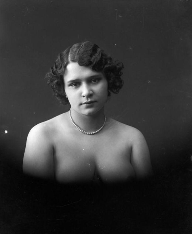1895-1905. Княжихина - шансонетка Нижегородской ярмарки