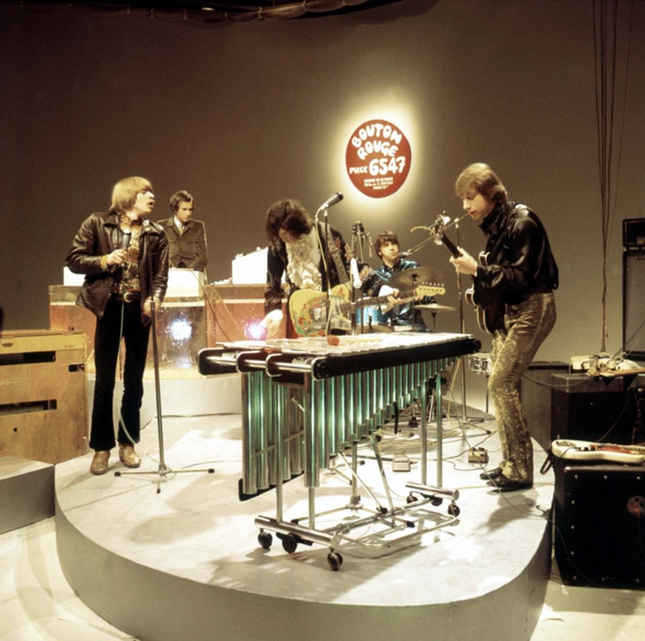 1968. «The Yardbirds»