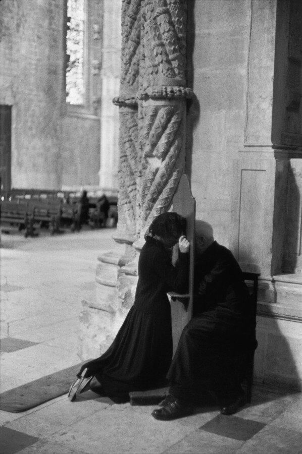 Henri-Cartier Bresson, Lisbonne Portugal 1954