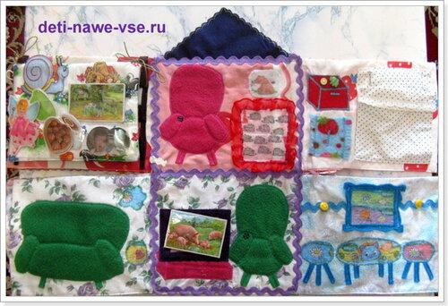 Сказочный домик своими руками. Анастасия Глухих. Фото. Видео