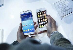 iPhone 5 превосходит Samsung S4 согласно Forbes