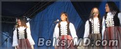 Бельчане выступили на «Аккерманском полонезе» в Затоке
