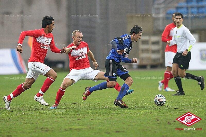 «Спартак» vs «Копенгаген» 0:5 The Atlantic Cup 2014 (Фото)