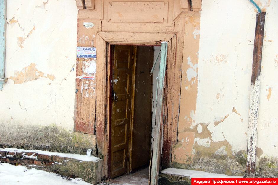 5000 человек замерзают в городке «Сергиев Посад-6»
