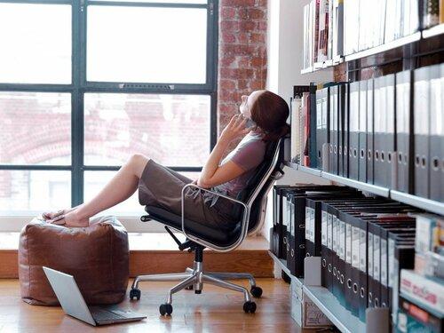 Классификация офисных кресел