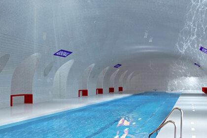 Закрытые станции Парижского метрополитена предложили переделать в бассейны